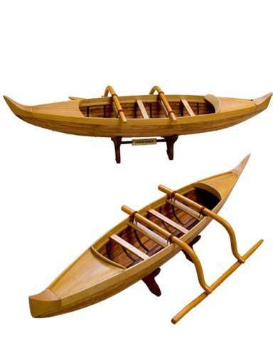 hawaiian boat outrigger canoe model hawaiian outrigger canoe model