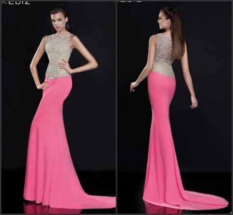 fashion design dress 2015 new designer 2015 fashion sweep tarik ediz mermaid evening