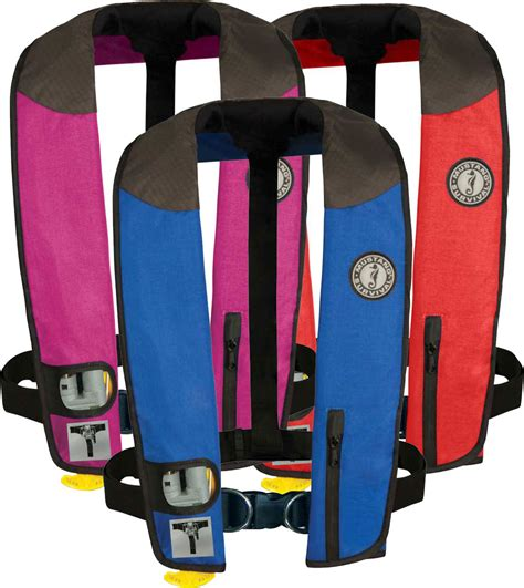 Mustang Automatic Life Jackets by Mustang Life Jacket Automatic 1f Inflatable Pfd W Harness