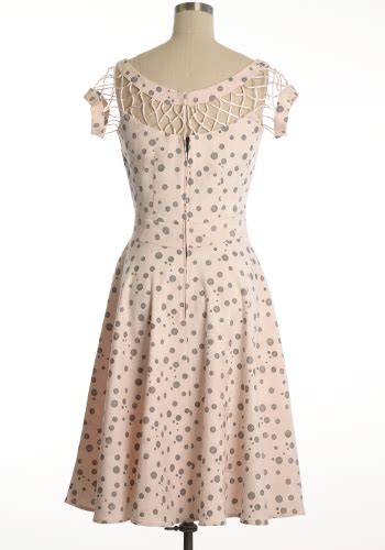 Alika Pink by Alika Dress In Pink 85 00 S Vintage Style