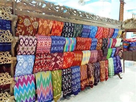 Songket Khas Lombok liburan ke pulau lombok ini dia 6 oleh oleh khas lombok yang wajib kamu bawa pulang