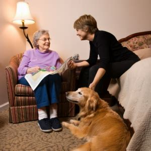 what questions should you asked your in home care