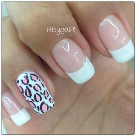 imagenes uñas con gelish decorado con gelish en u 241 a natural cute nails