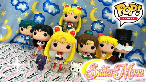 Funko Pop Sailor Moon With Bishoujo Senshi Sailor Moon sailor moon funko pop complete set review topic exclusive セーラームーン