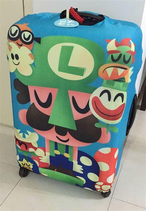 Pelindung Tangan Elastis pelindung koper elastis elastic luggage cover 18 quot 21