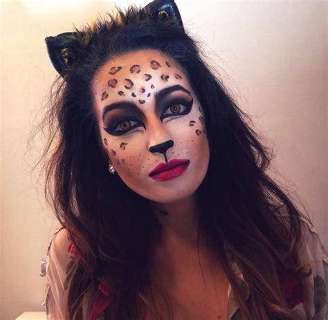 diy cat costume makeup frightfemmes15 vol 2 costumes makeup and