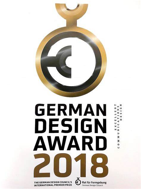 design competition 2018 nomination for german design award 2018 with oude luxor