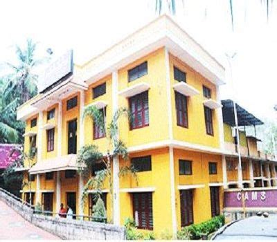 Imk Trivandrum Mba by Conspi Academy Of Management Studies Cams
