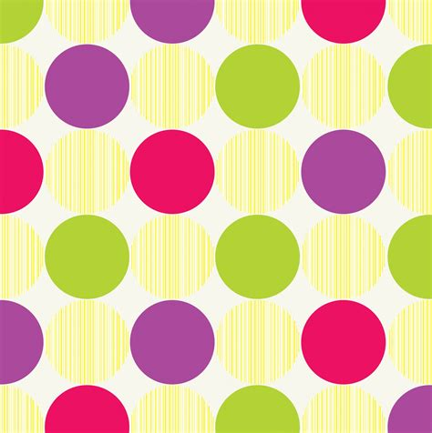 colorful dots wallpaper polka dots colorful background free stock photo public