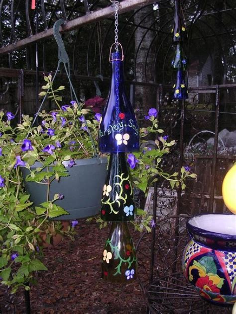 super creative diy glass bottle projects  beautify