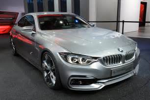 bmw concept 4 series coupe detroit 2013 photo gallery