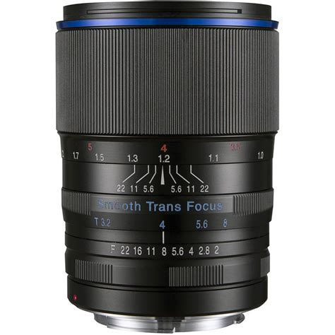 Venus Optics Laowa Laowa 105mm F2 Smooth Trans Focus Lens venus optics laowa 105mm f2 smooth trans focus e mount