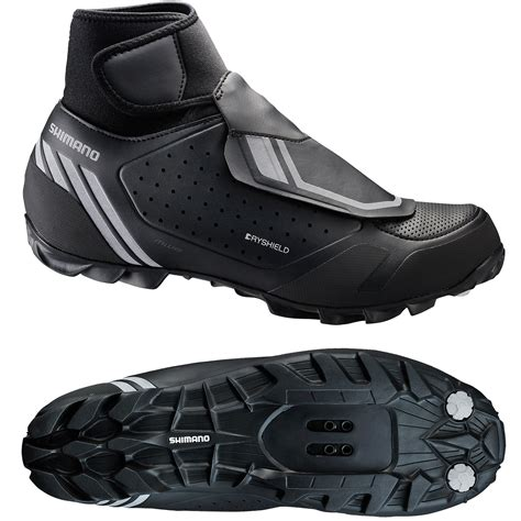 mountain bike shoes vs road bike shoes shimano kicks out new enduro trail xc road shoes plus