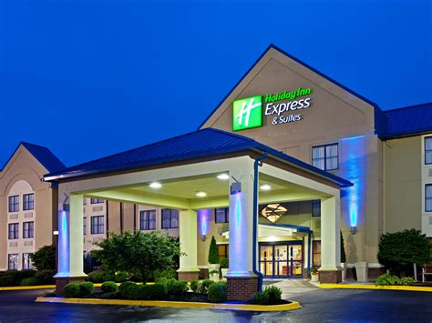 hoiday inn express inn express suites scottsburg hotel by ihg