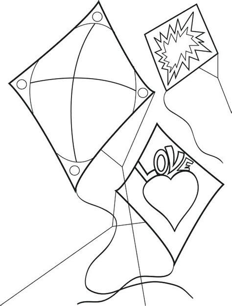 coloring book exclusive exclusive kite coloring page artsybarksy