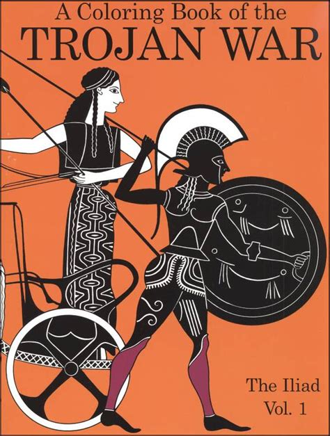 in the of the frontier volume 1 books coloring book of trojan war iliad vol 1 004409 details