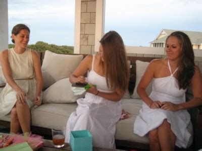 bachelorette party on bald head island