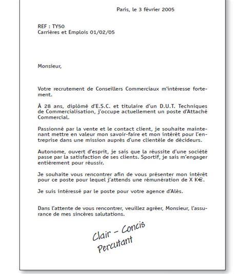 Lettre De Stage En Seconde La Lettre De Motivation 171 Baccalaureat Gestion Des Administrations
