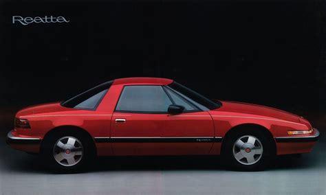 old cars and repair manuals free 1989 buick regal user handbook 1989 buick brochure