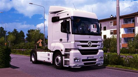 Truck Cabins by Mercedes Axor Truck Mp3 Fix Cabin Accessories