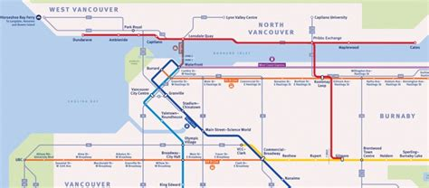 north vancouver mla calls  north shore skytrain