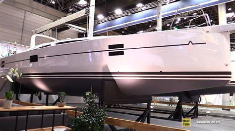 sail boat show 2018 2018 azure 41 sailing yacht walkaround 2018 boot