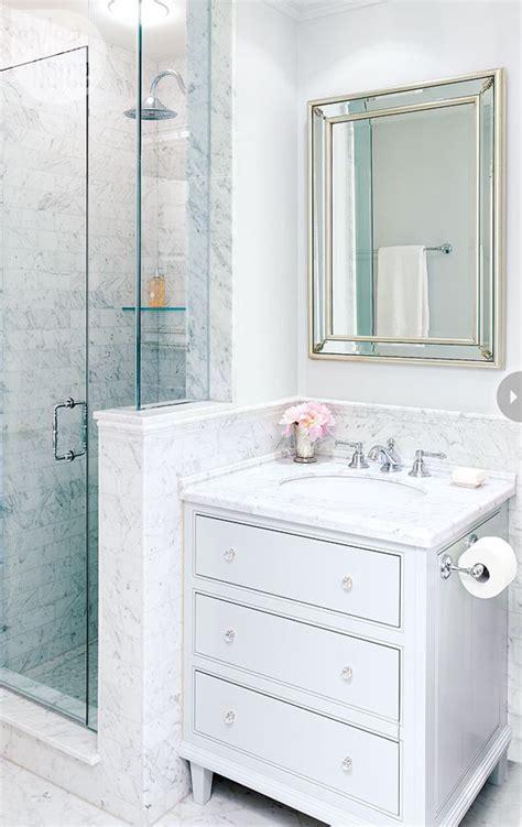 elegant small bathrooms bathroom glass panels vanities and glasses