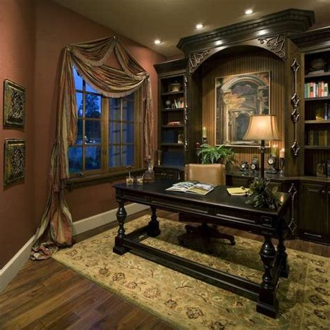 traditional home office ideas designs pictures