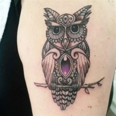 tattoo mandala owl mandala owl tattoo tattoo pinterest owl mandalas