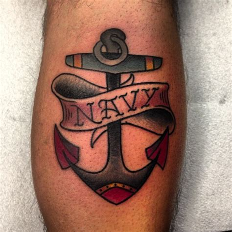 50 incredible navy tattoos ideas