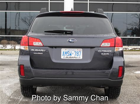 canadian auto review  subaru outback  limited review