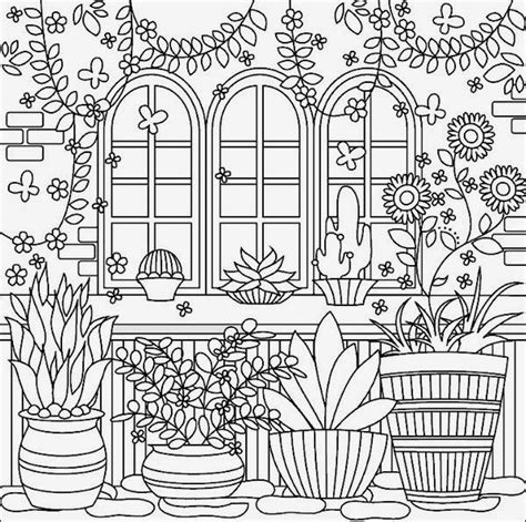 colorfy app coloring pages garden coloringpage on colorfy app zentangles adult