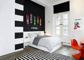 black and white bedroom ideas for teenage girls trendy teen rooms design ideas and inspiration