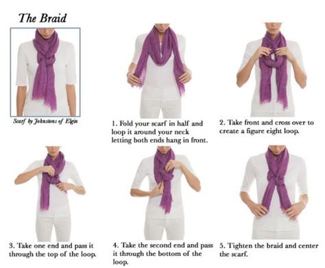 printable directions on how to tie a scarf 5 easy ways to tie a scarf the art of scarf tying made