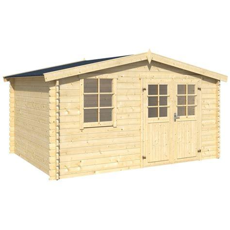abri de jardin en bois bricorama abri bois ecrins 10 20 m2 abris de jardin abris de jardin garage jardin exterieur