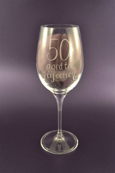 Alised Th  Ee  Birthday Ee   Wine Glhand Engraved By