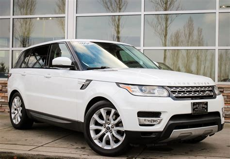 range rover certified pre owned certified pre owned 2014 land rover range rover sport hse