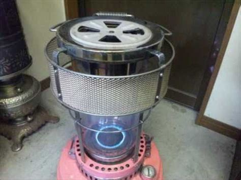 japanese heater japanese blue flame heater ka 102 youtube