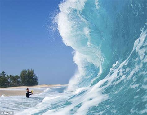 imagenes impresionantes de humor impresionantes fotos de olas rompiendose planeta curioso