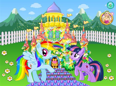 Fk 8d Rainbow Dash Dress rainbow dash and twilight sparkle s castle by user15432 on