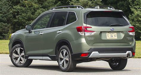 Subaru Forester 2019 Gas Mileage by 60 New 2019 Subaru Forester Gas Mileage Release Car