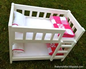 white c style bunk beds for american or 18
