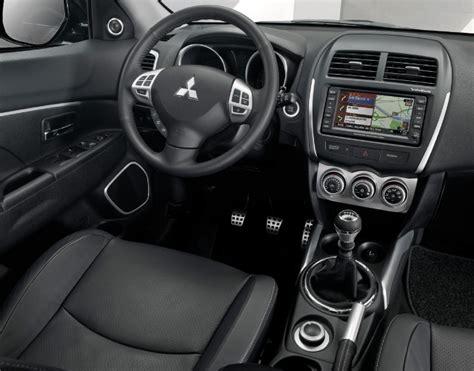 mitsubishi asx 2018 interior 2018 mitsubishi asx interior
