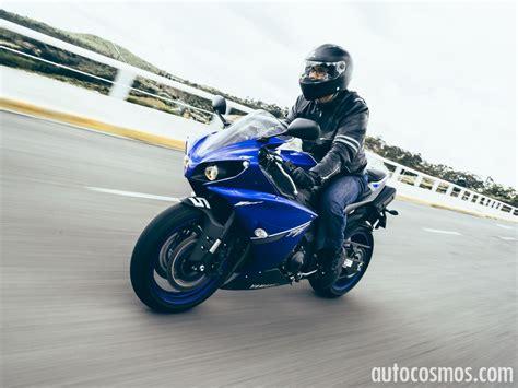 Yamaha YZF R1 2014 a prueba   Autocosmos.com