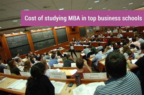 Is Studying Mba In Usa Really Worth It by Mba In Top Business Schools Tuition Fee Across Countries