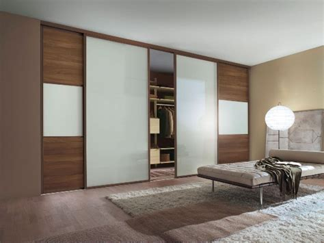 Laminate Wardrobe Doors by The Options For Sliding Wardrobe Doors Are Endless
