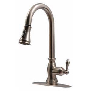 kitchen faucets at home depot ultra faucets signature collection single handle pull down