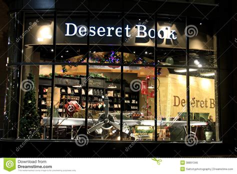 deseret book pictures of deseret book store town salt lake city editorial