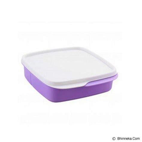 Tutup Tupperware Lolly Tup Seal jual tupperware lolly tup ungu murah bhinneka