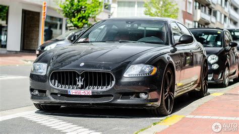 maserati quattroporte 2009 maserati quattroporte sport gt s 2009 3 may 2017